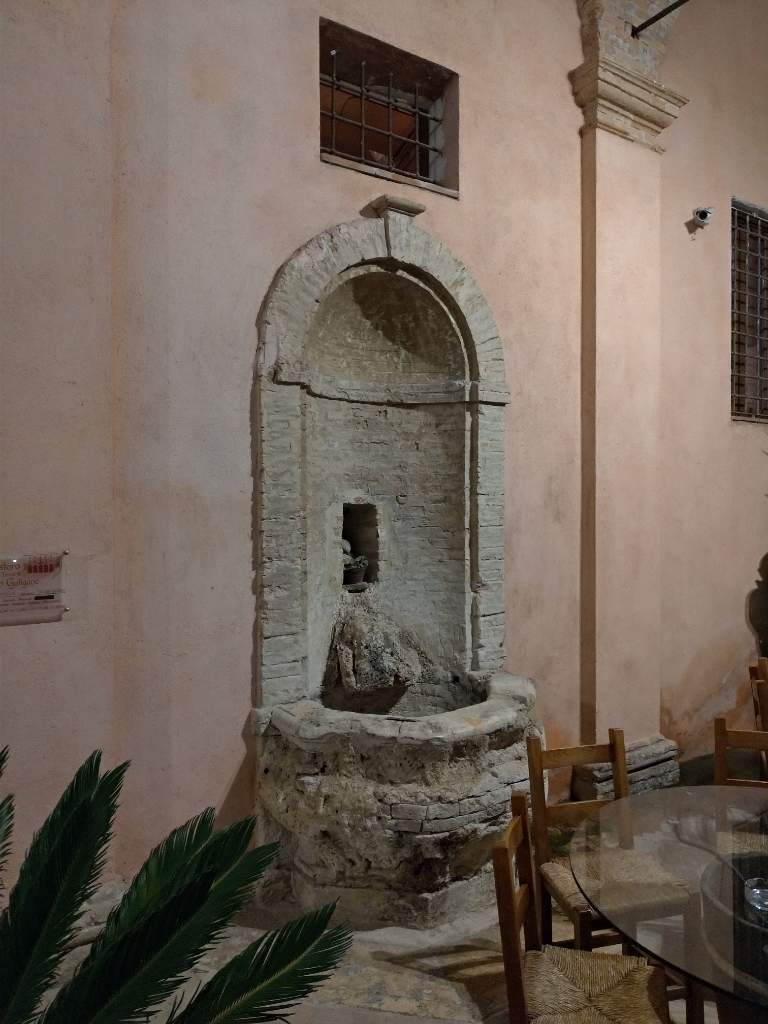 Restaurant RISTORO LE TERME DI SAN GALIGANO Perugia