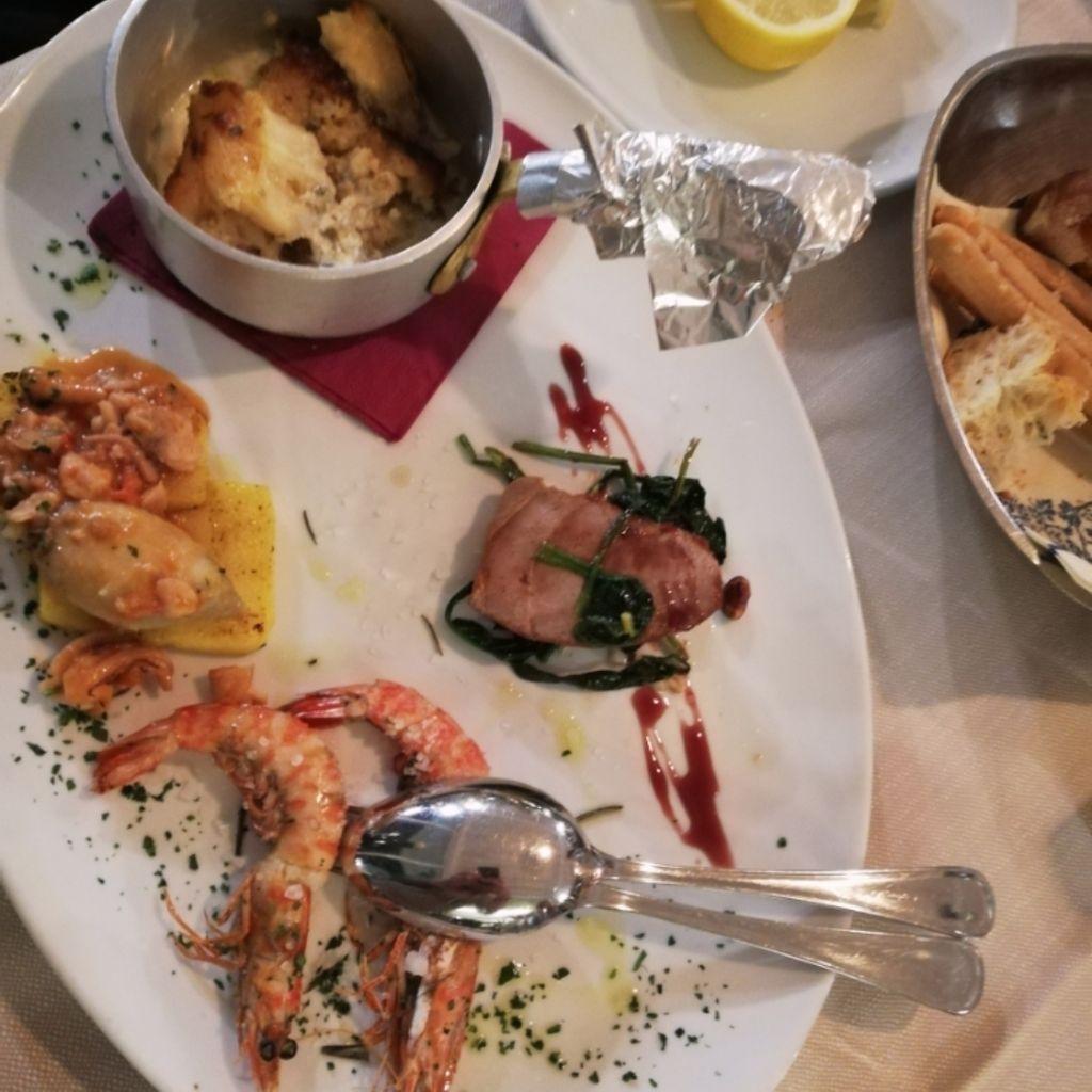 Restaurant Ristorante Gambero Rosso Riccione