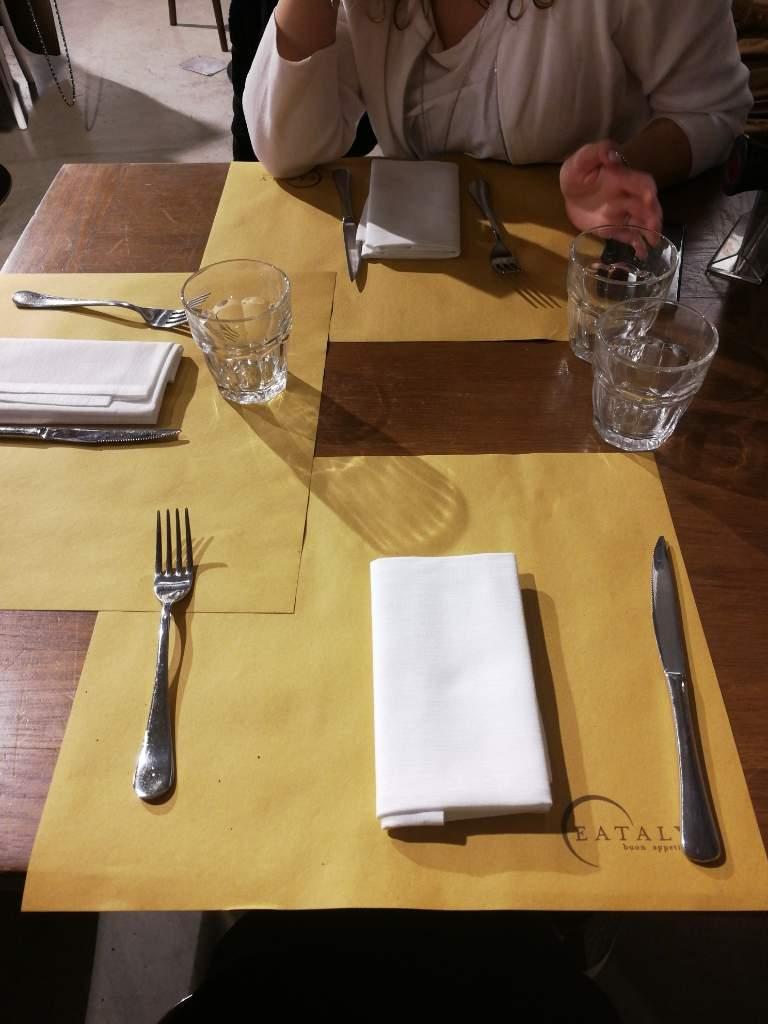 Restaurant Eataly Bologna
