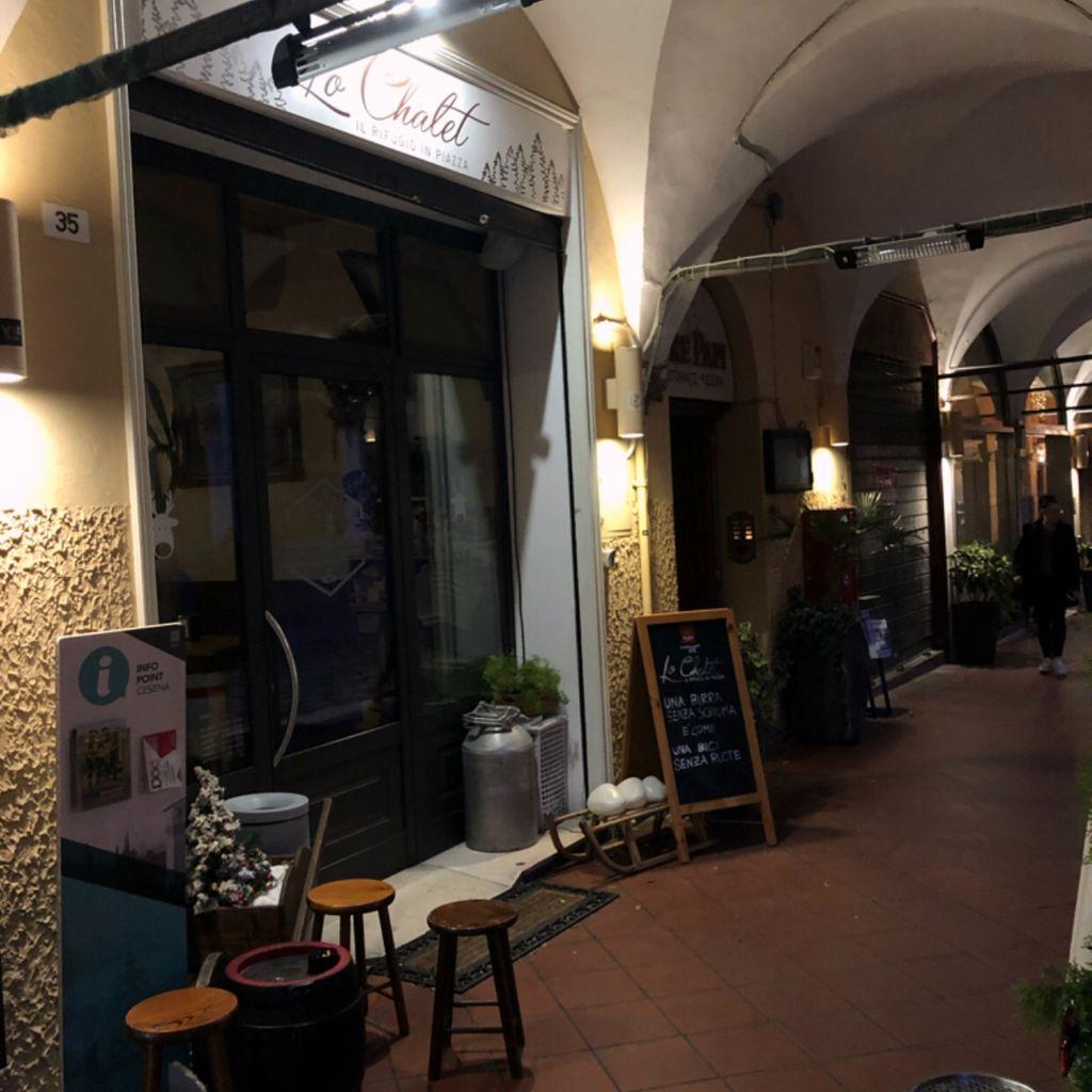 Restaurant Lo Chalet Cesena