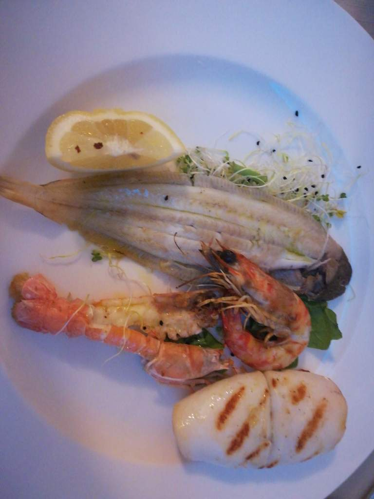 Restaurant Ristorante Hotel Cristallo Giulianova