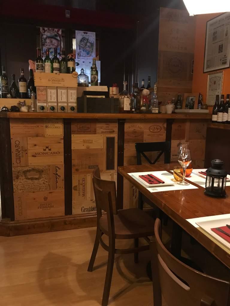 Restaurant Marca Reale Porto San Giorgio