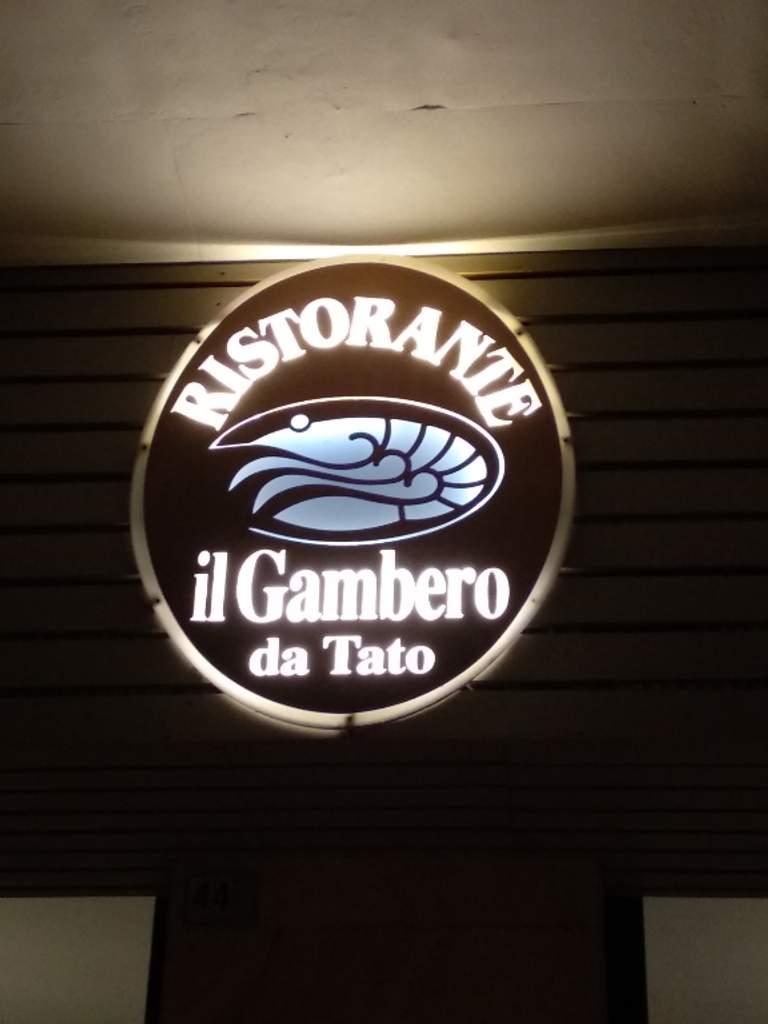 Restaurant Il Gambero da Tato San Benedetto del Tronto