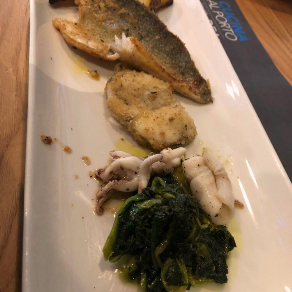 Restaurant Cucina al Porto San Benedetto del Tronto