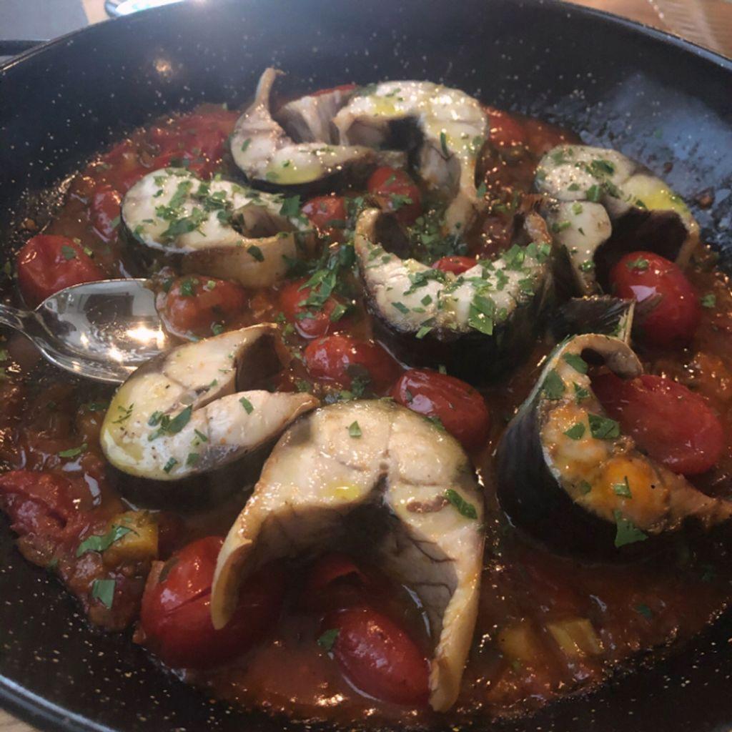 Ristorante Cucina al Porto San Benedetto del Tronto