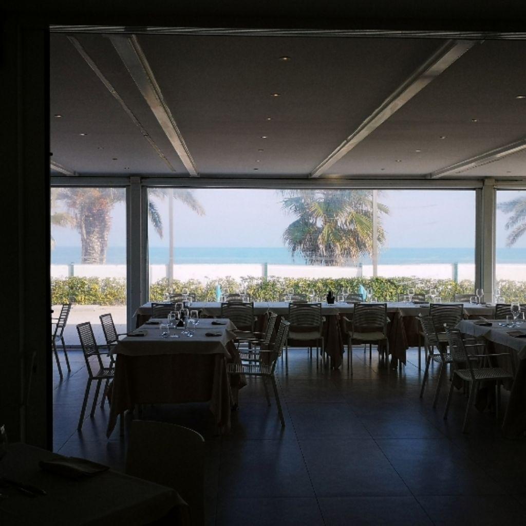 Restaurant Wine Bar Beach Resort Happy Hour & After-dinner Sabya Beach San Benedetto del Tronto