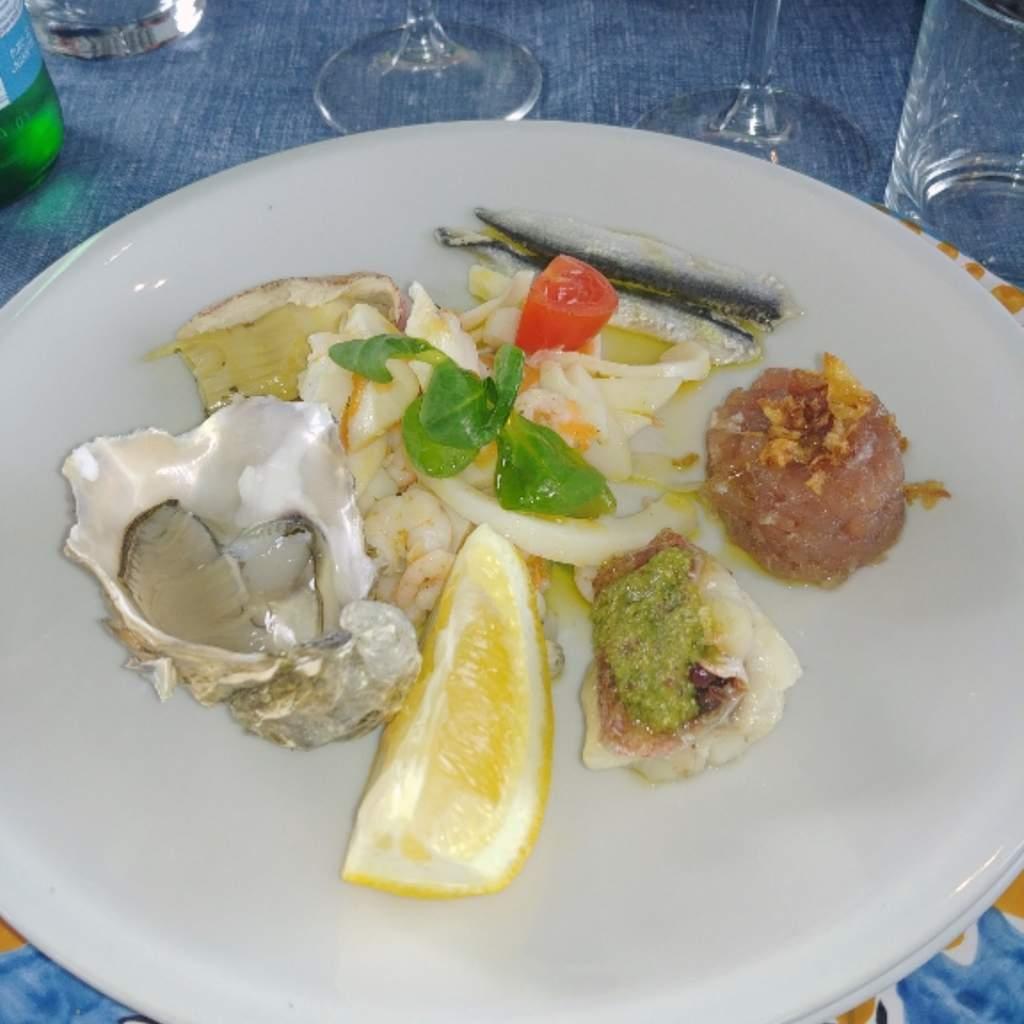 Restaurant Circolo Nautico San Benedetto del Tronto