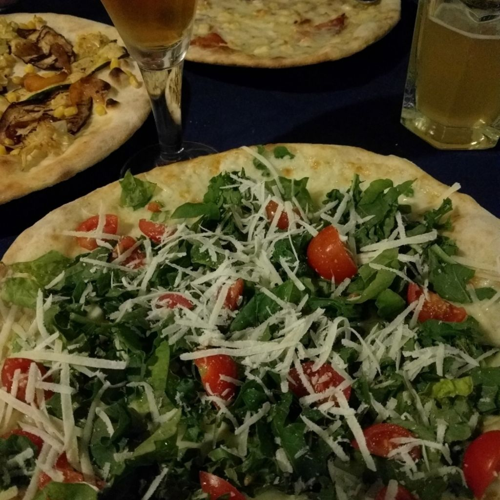 Pizza place Diner Blue Deep Grottammare