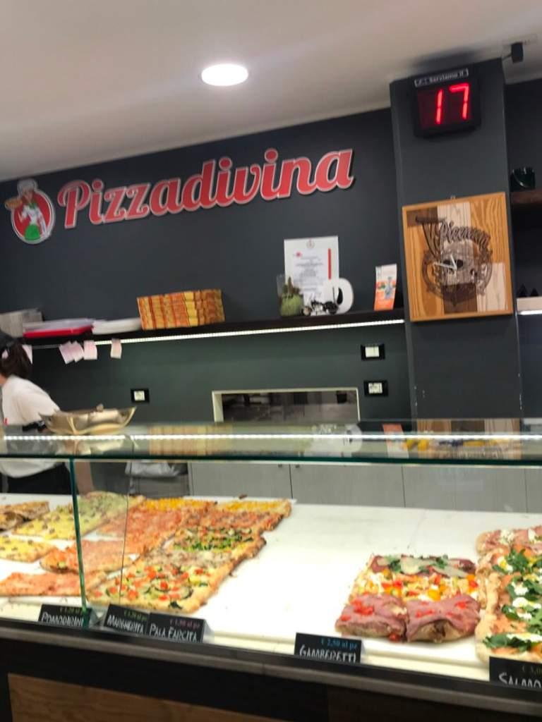 Pizza by the slice Pizzadivina Centobuchi