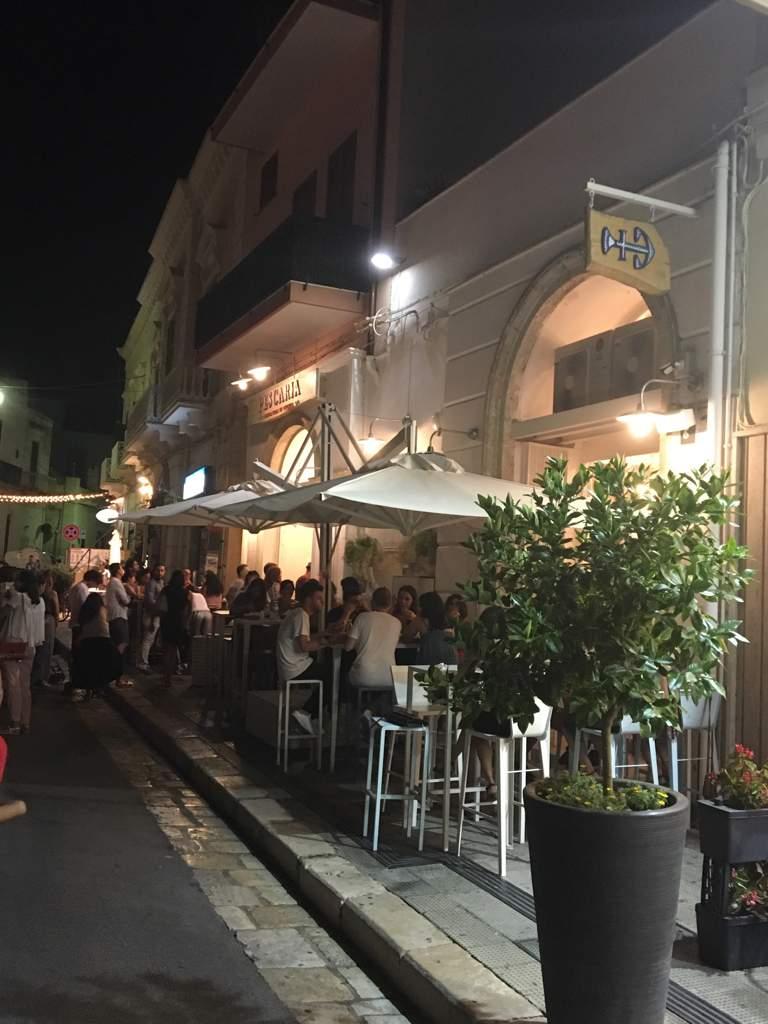 Fast Food Diner Pescaria Polignano a Mare
