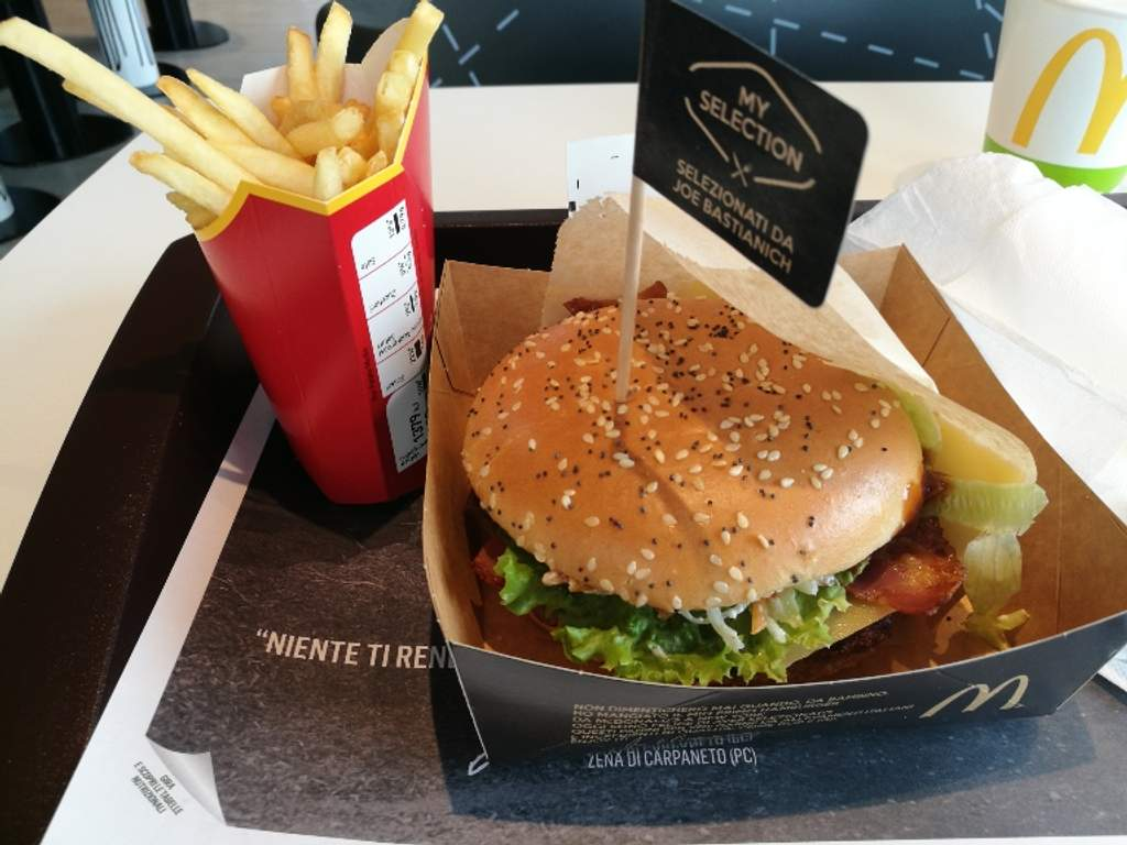 Fast Food McDonald's Gabbiano