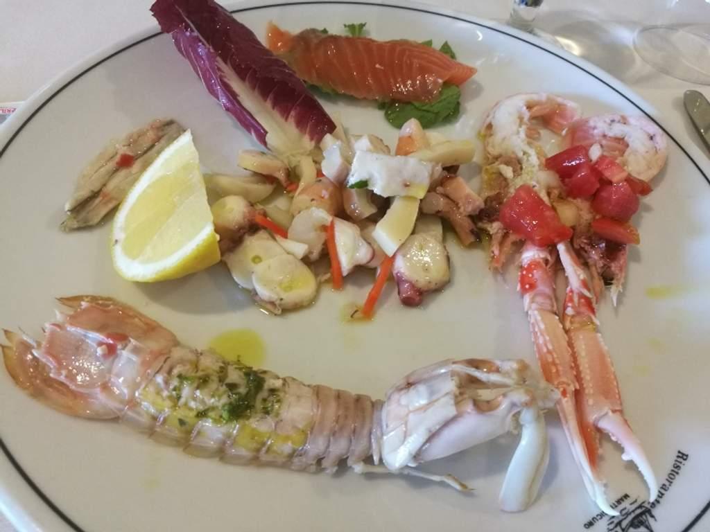 Restaurant Le Palme  Marconi