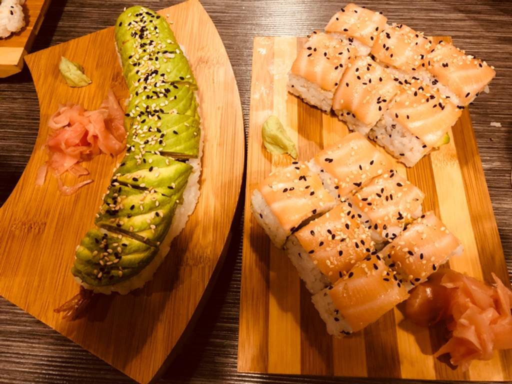 Sushi Sushi Oishii Serris