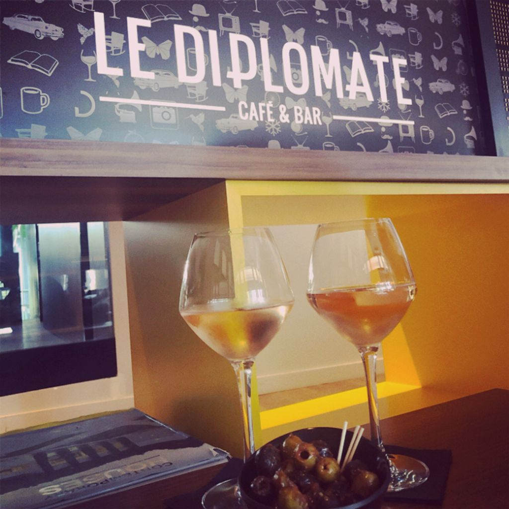 Coffee Bar Happy Hour & After-dinner Le Diplomate Serris