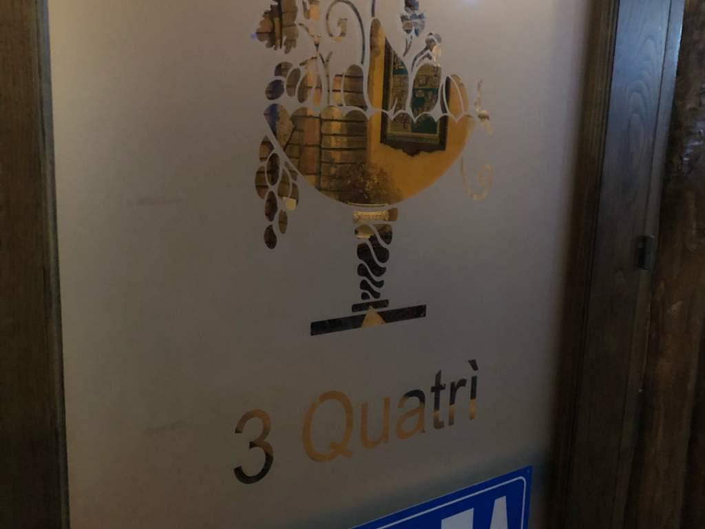 Restaurant 3 Quatrì Santa Scolastica