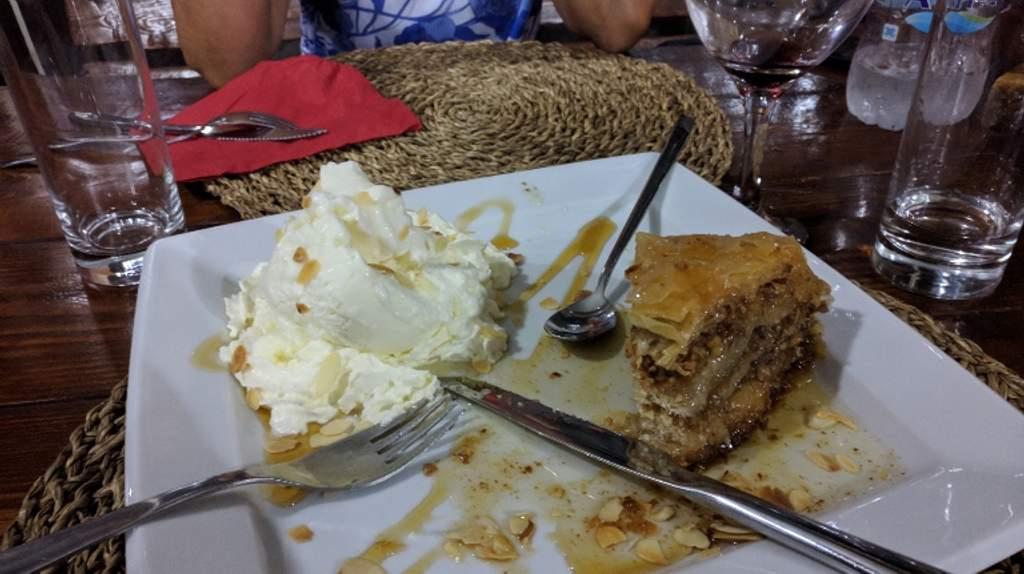 Restaurant Gefiri Mousáta