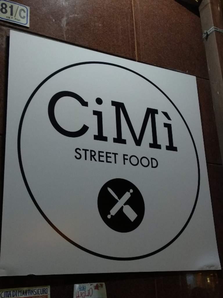 Fast Food Street Food CiMì Villa Rosa