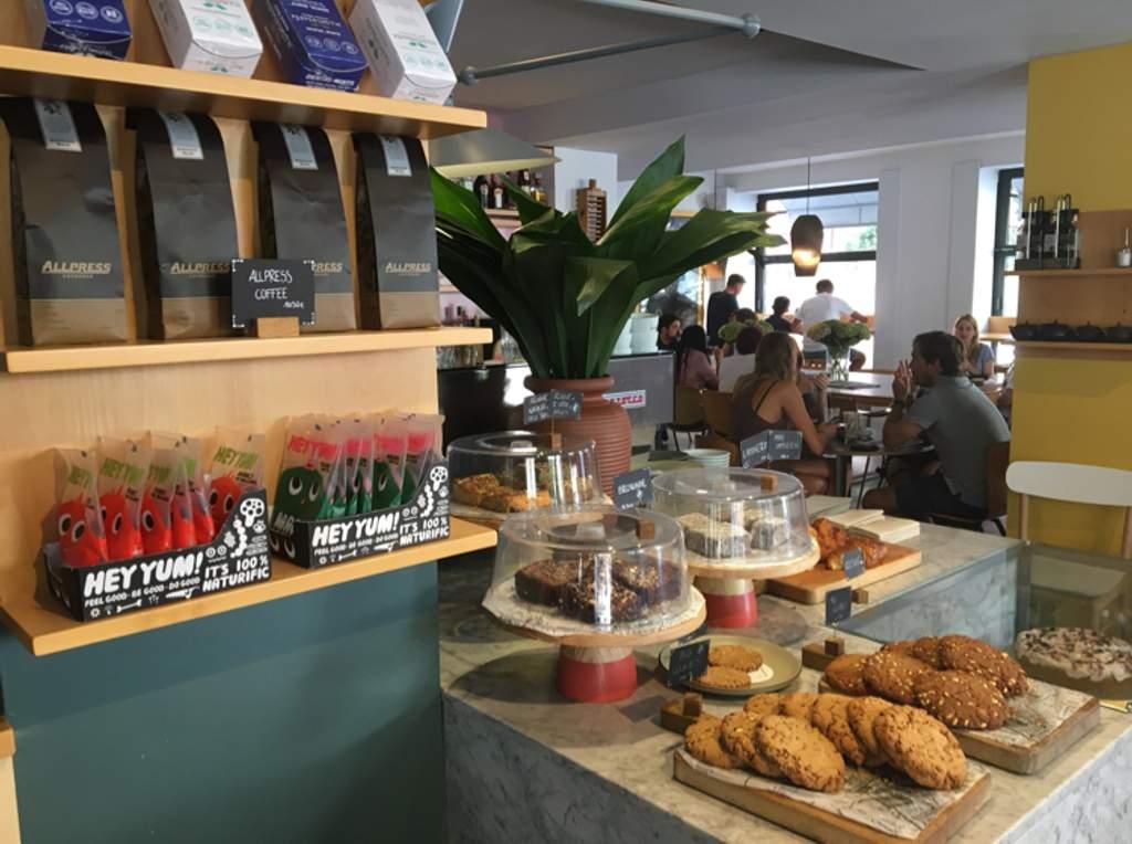 Coffee Bar Federal Universidad
