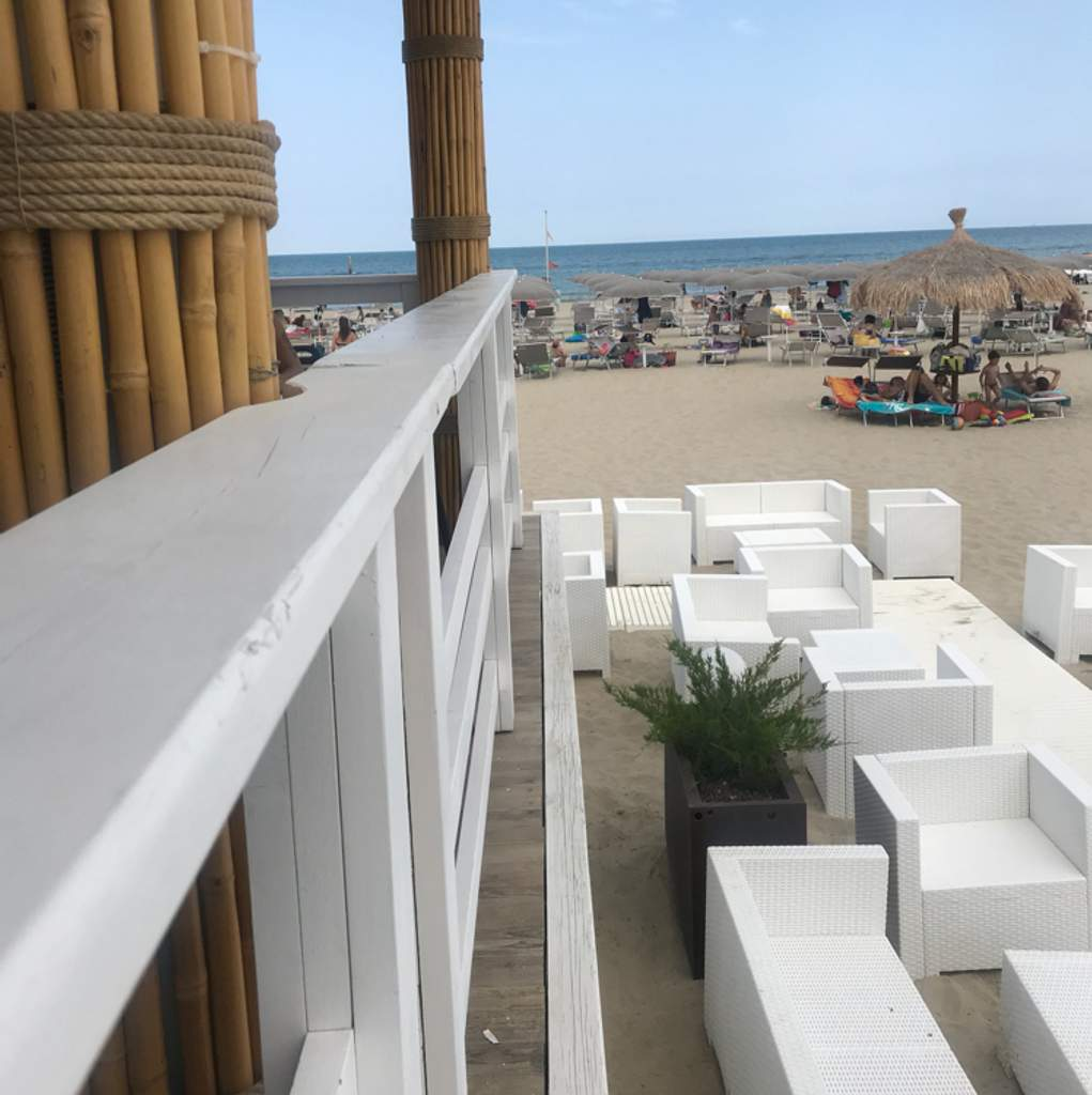 Stabilimento Balneare Bamboo Beach Villa Rosa