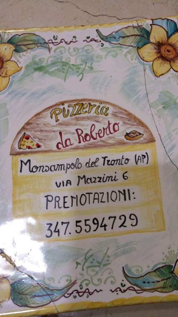 Pizzeria al taglio Pizzeria Pizzeria da Roberto Monsampolo del Tronto