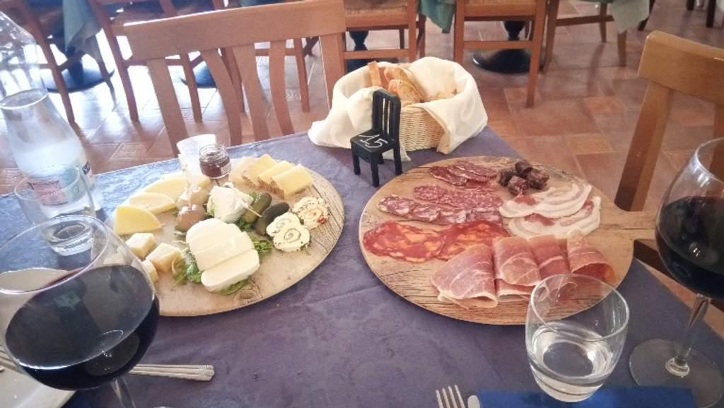 Restaurant Pizza place Kraken Rocchetta Alta