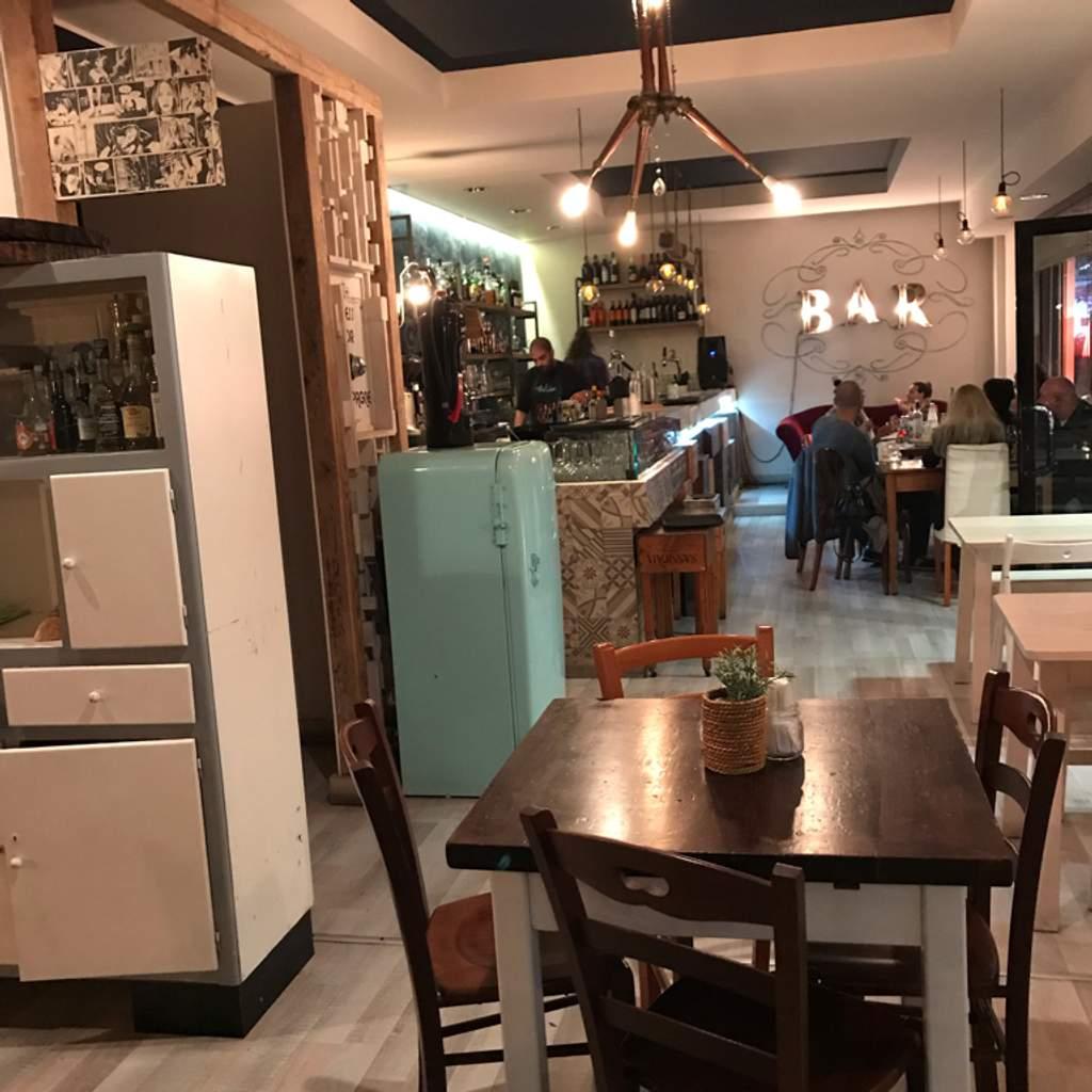 Happy Hour & After-dinner Coffee Bar Zuma Cafe' Alba Adriatica