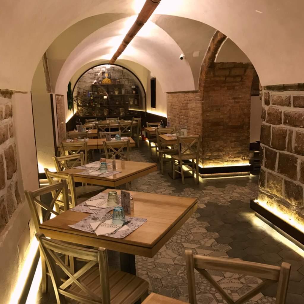 Trattoria Pizza place Trattoria Vanvitelli Vomero