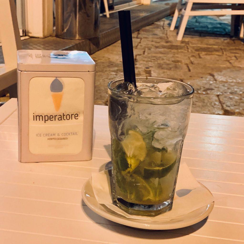 Gelateria Aperitivo e Afterdinner Coffee Bar Dessert e Pasticceria Imperatore Porto Cesareo