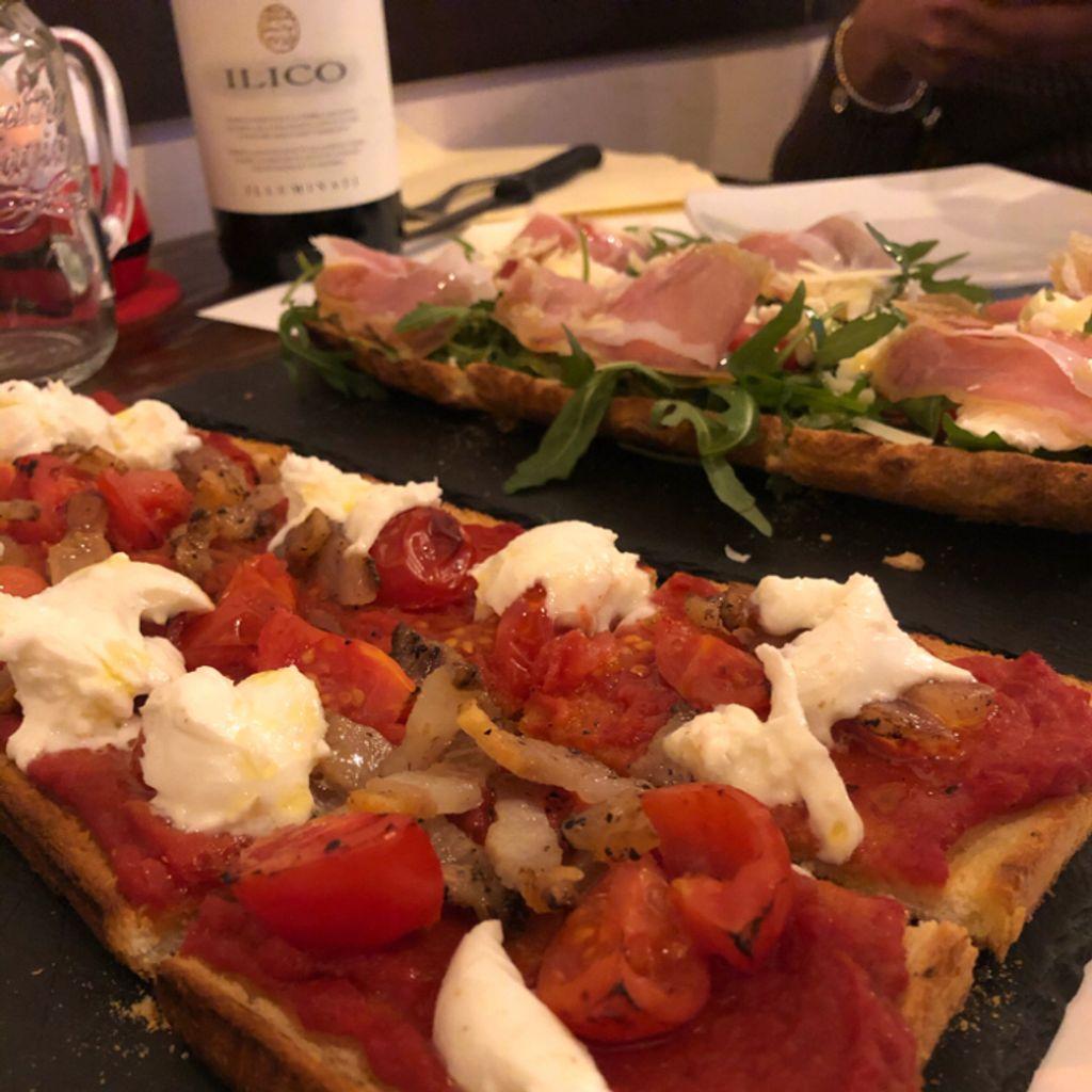 Happy Hour & After-dinner Gastropub Wine Bar Pan Brusco Ascoli Piceno
