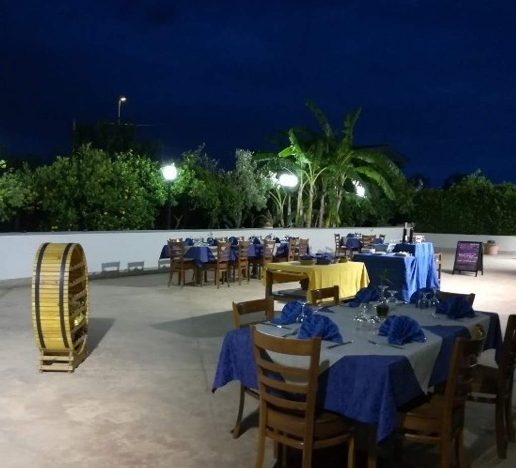 Restaurant Le Zagare Porto Cesareo