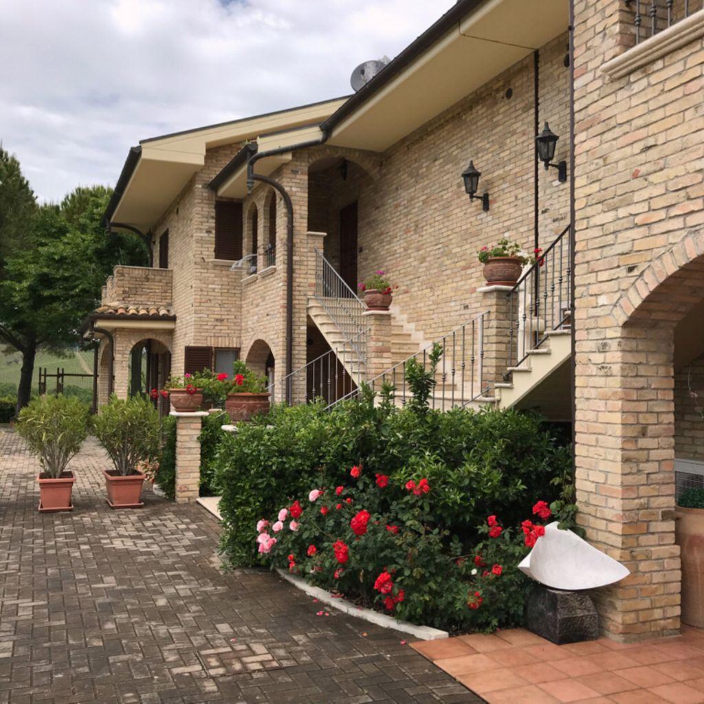 Farmhouse Restaurant Il Crinale Pescolla