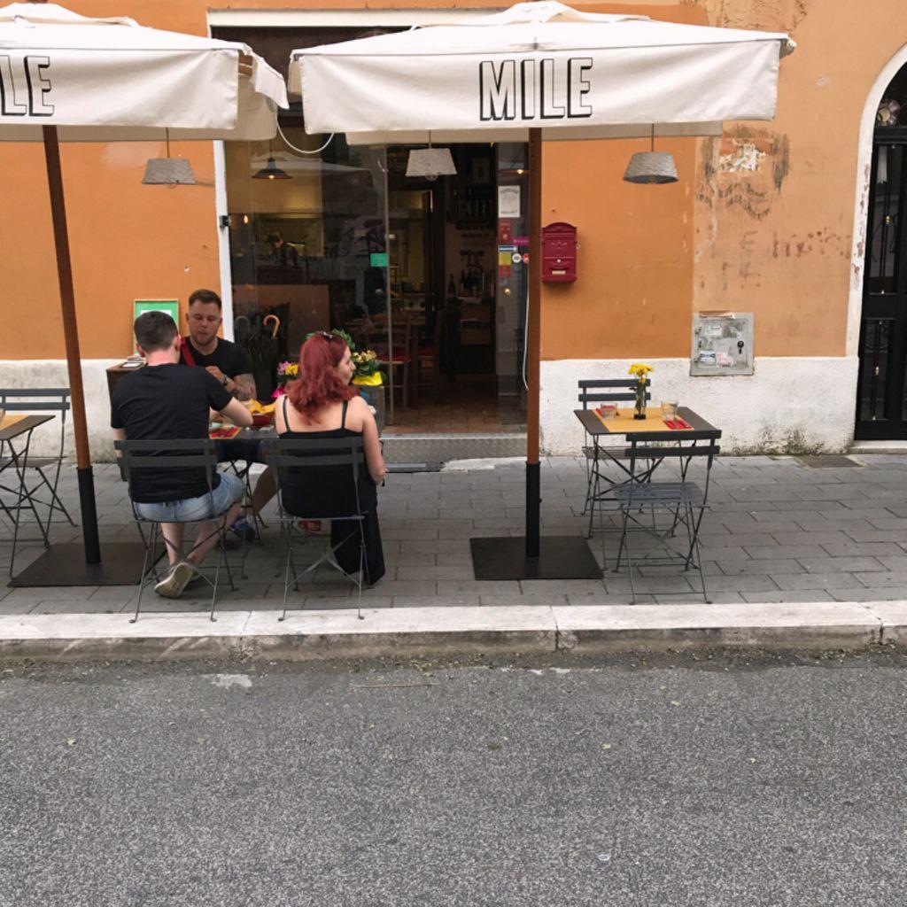 Restaurant Happy Hour & After-dinner Mile Prenestino