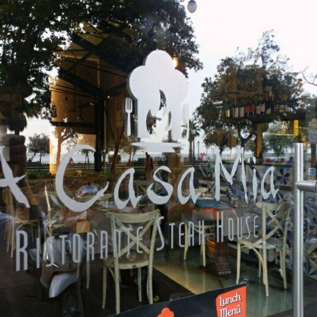 Steakhouse Ristorante A Casa Mia Salerno