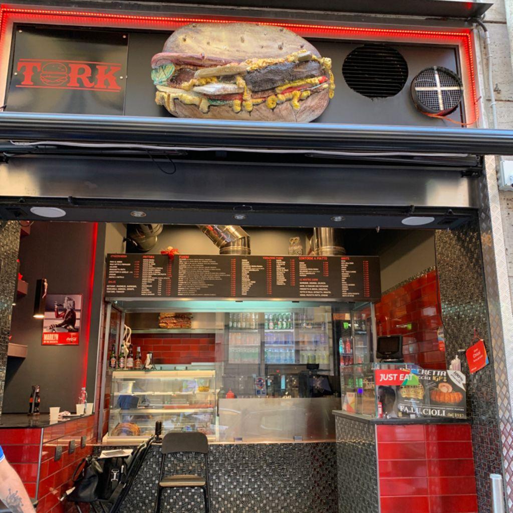 Street Food Gastropub Diner Fast Food Sandwich Shop Tork Special Street Food Naples