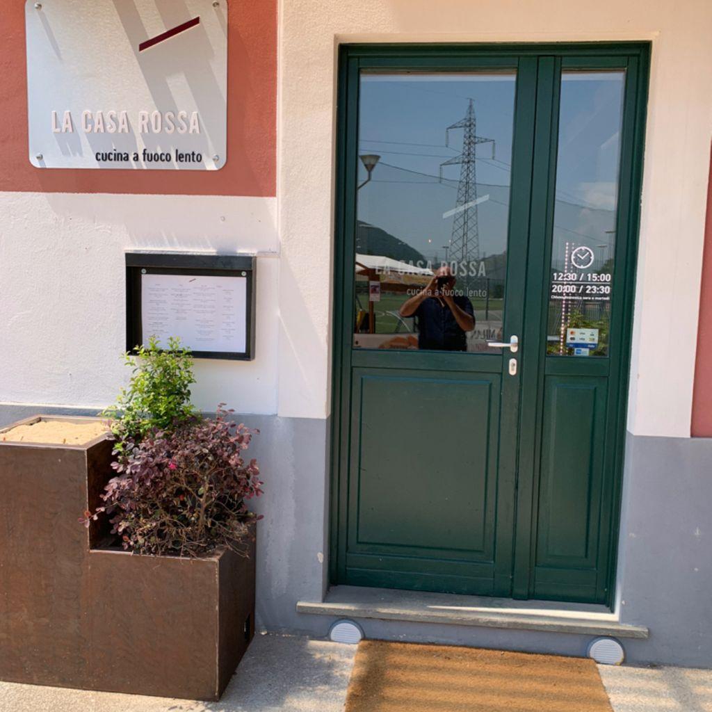 Ristorante La Casa Rossa San Mango Piemonte