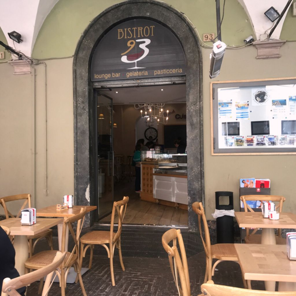Bistro Coffee Bar Dessert and Pastry Shop Happy Hour & After-dinner Pizza place Ice Cream Shop Bistrot 93 Foligno