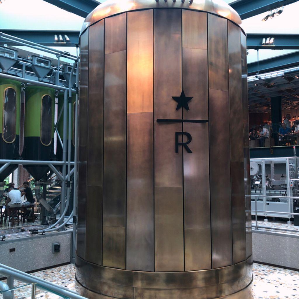 Coffee Bar Starbucks Reserve Milan