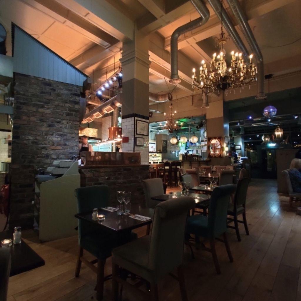 Steakhouse Flame Belfast City Centre