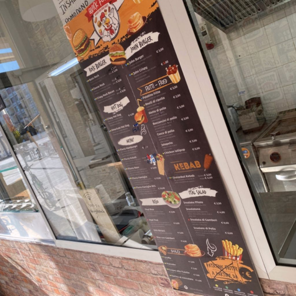 Fast Food Quick Foods Pescara