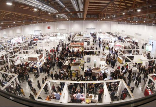 , COSMOFOOD: FOOD, BEVERAGE & TECHNOLOGY A VICENZA