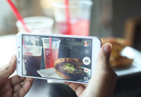 instagram per ristoranti | FoodiesTrip