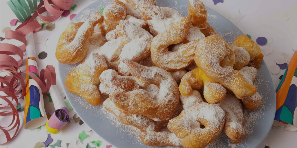 10 TRADITIONAL SWEETS OF THE ITALIAN CARNIVAL