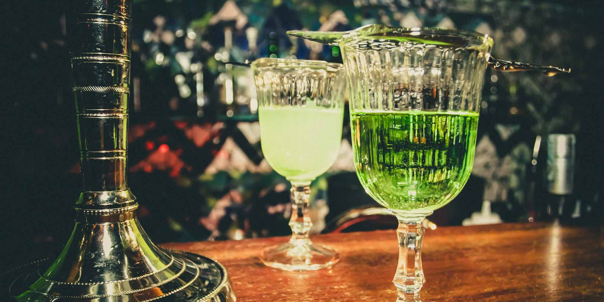 ABSINTHE MYTHOLOGY