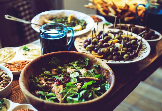 FINGER FOOD - foodiestrip