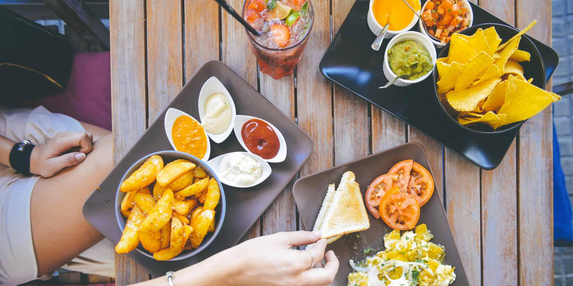 FINGER FOOD O NON-FINGER FOOD?
