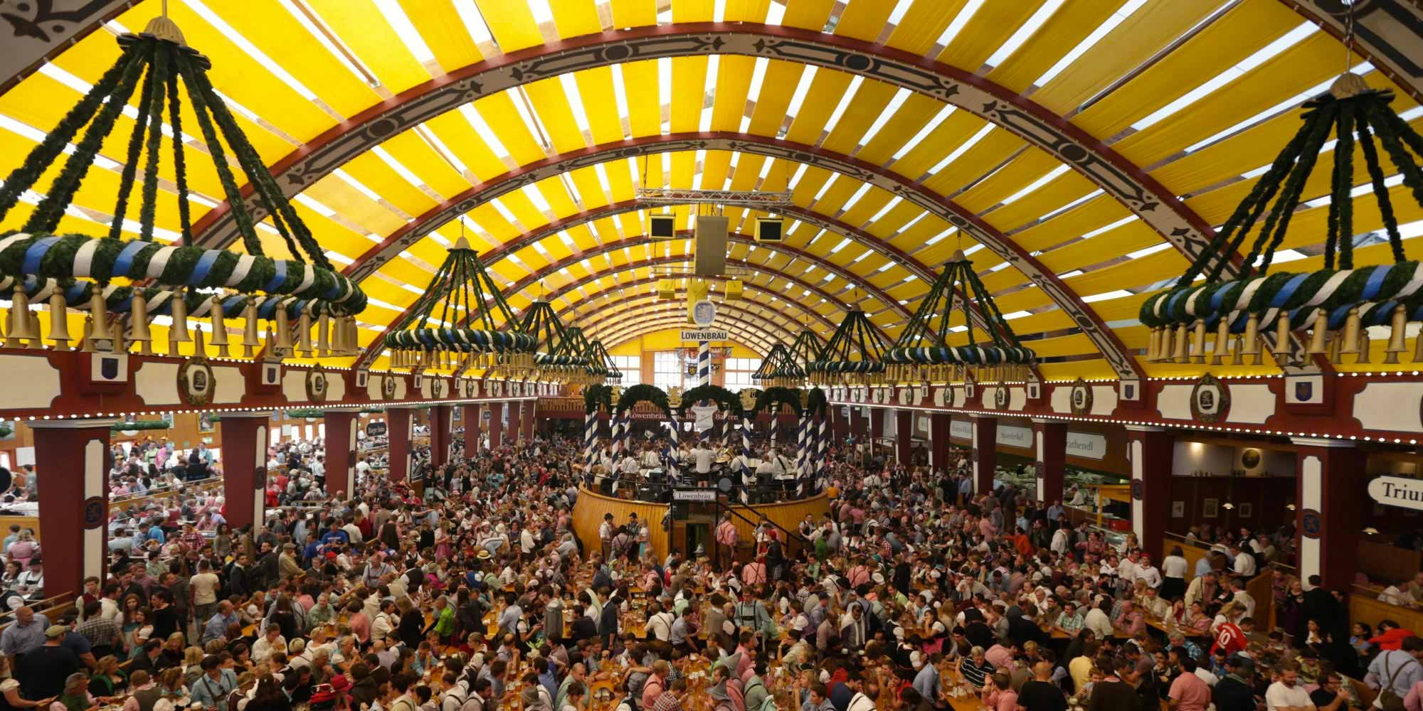 SIX TIPS TO SURVIVE THE 2017 OKTOBERFEST