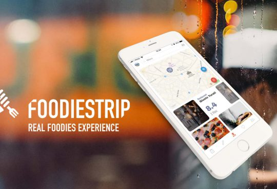 , FOODIESTRIP AND THE NEW PUBLICATIONS ON SPECIALIZED NEWSPAPERS, Foodiestrip.blog