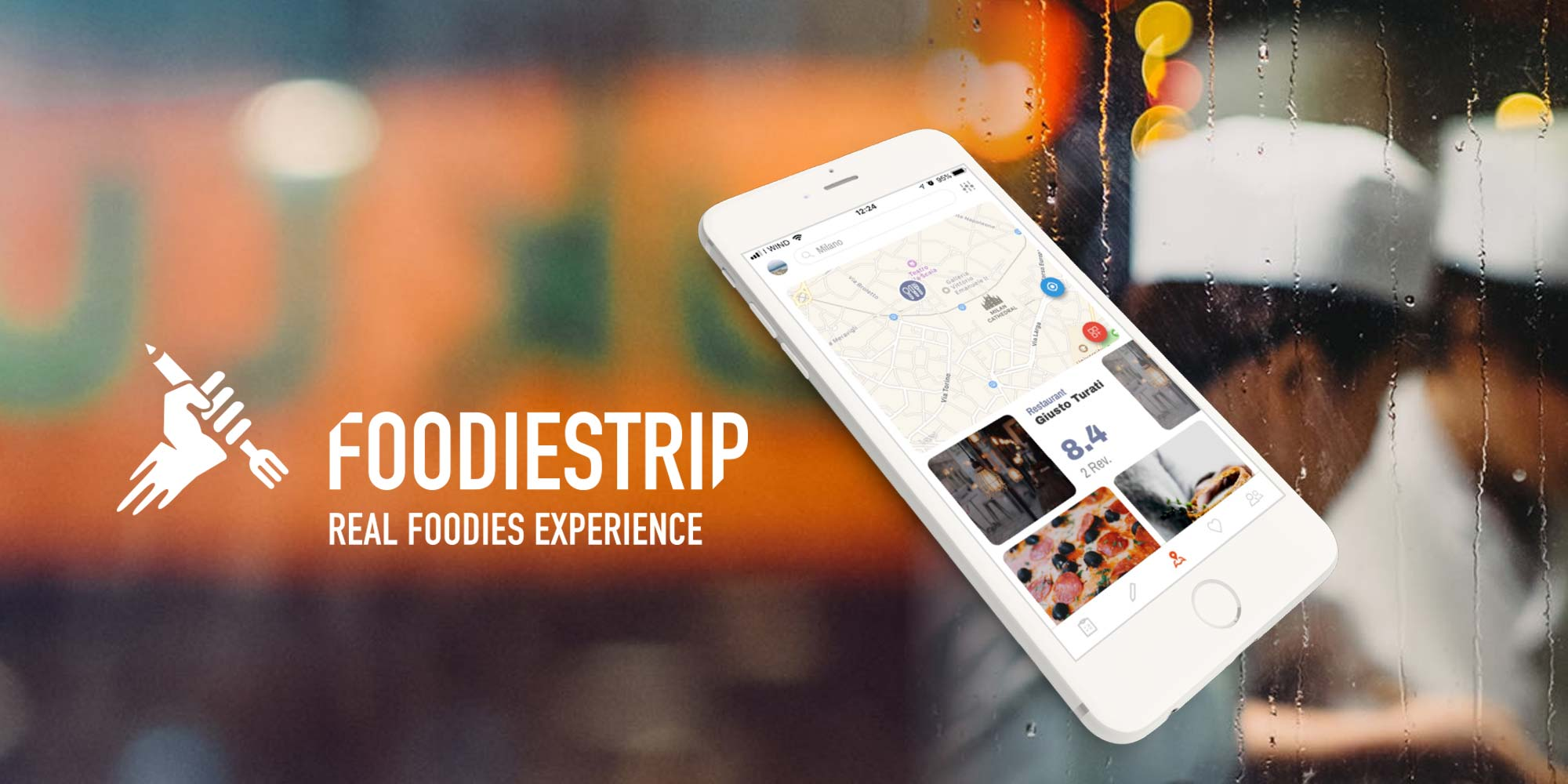 NEWSPAPERS START TO TALK ABOUT FOODIESTRIP