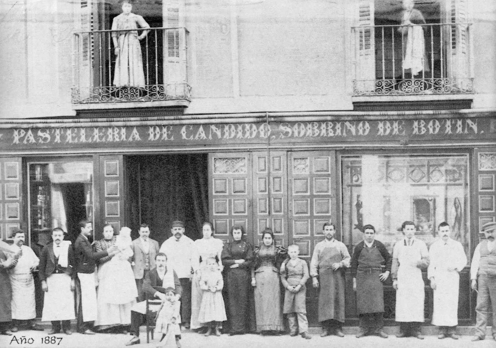 Ristorante Il Botìn - Madrid