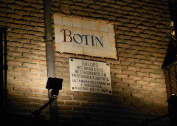 Ristorante Botin - Madrid